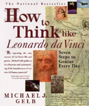 How to Think Like Leonardo da Vinci Book