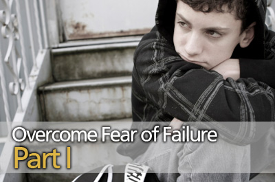 concept essay on fear of failure