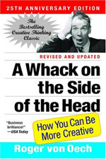 a summary of roger von oechs a whack on the side of the head Summary : d o you want to  you may looking a whack on the side of the head how you can be more creative document throught internet in google, bing,.